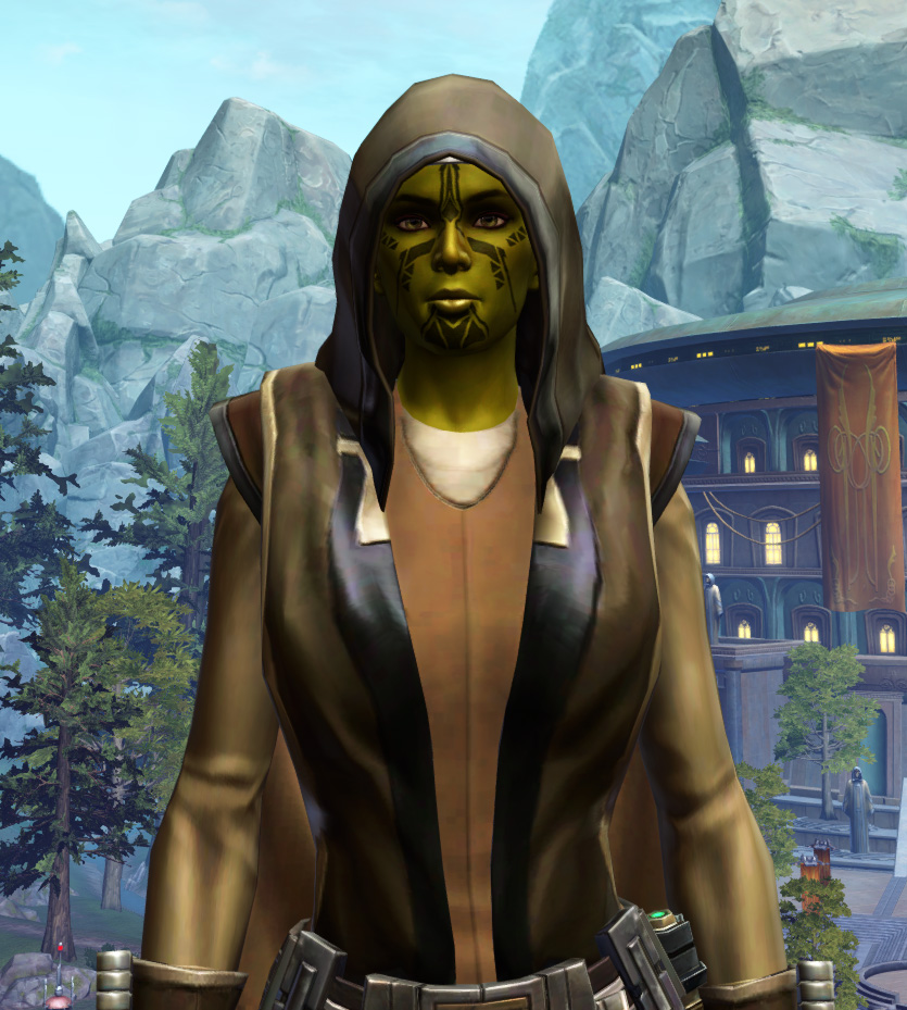 Ablative Laminoid Armor Set from Star Wars: The Old Republic.