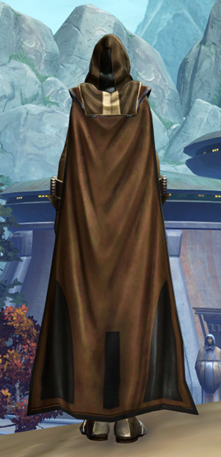 Ablative Laminoid Armor Set player-view from Star Wars: The Old Republic.