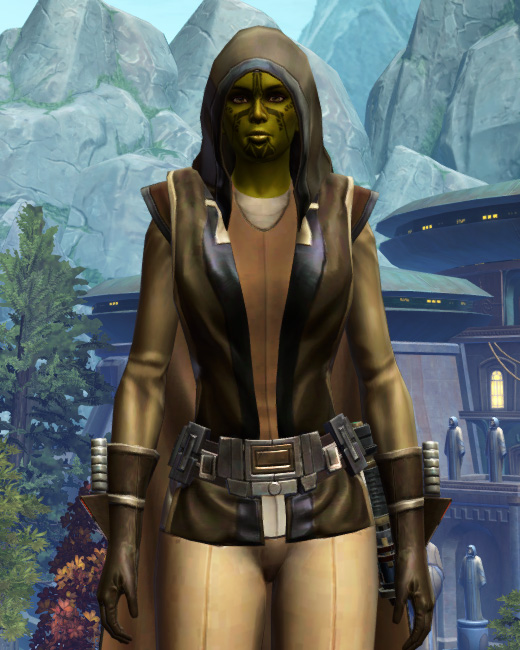 Ablative Laminoid Armor Set Preview from Star Wars: The Old Republic.