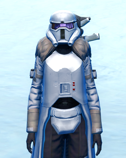 Arctic Trooper Armor Set Preview from Star Wars: The Old Republic.