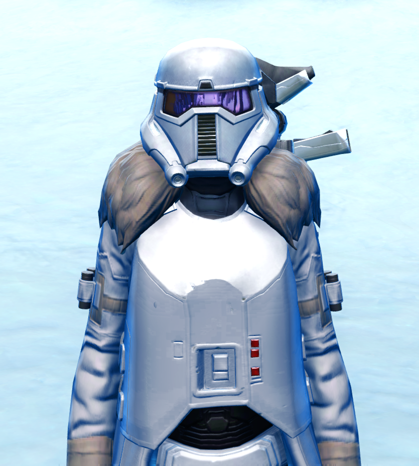 Arctic Trooper Armor Set from Star Wars: The Old Republic.