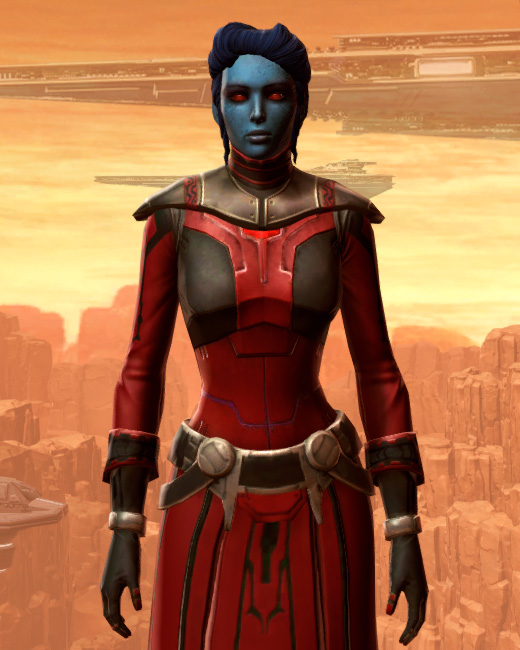 Armored Interrogator Armor Set Preview from Star Wars: The Old Republic.