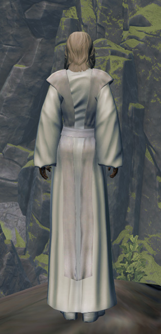 Atris Armor Set player-view from Star Wars: The Old Republic.