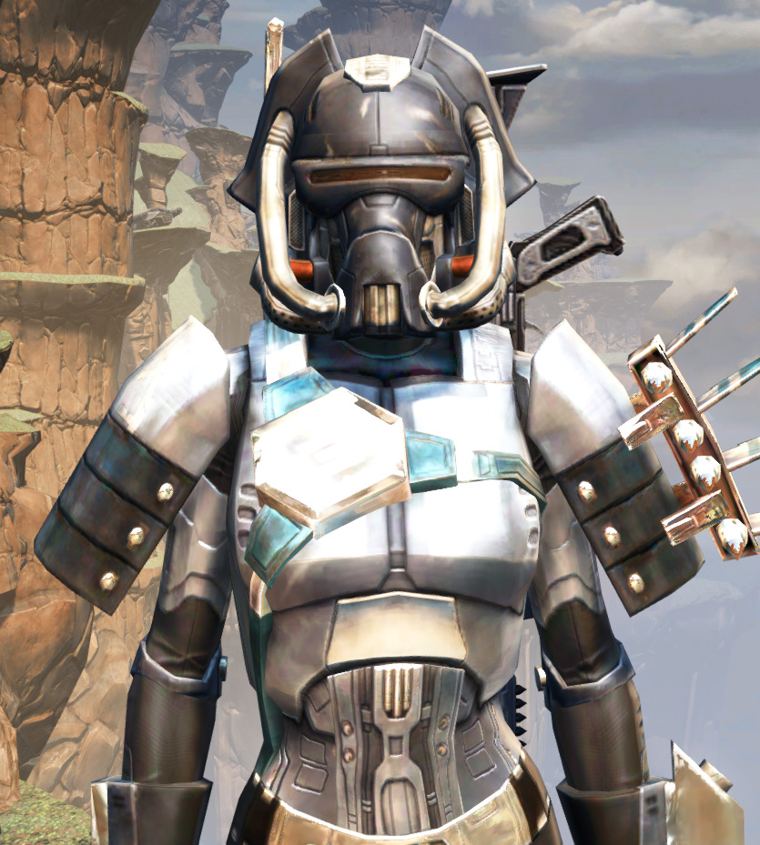 Battlemaster Eliminator Armor Set from Star Wars: The Old Republic.