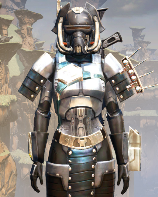 Battlemaster Eliminator Armor Set Preview from Star Wars: The Old Republic.