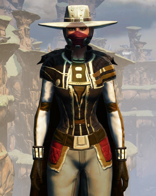Battlemaster Enforcer Armor Set Preview from Star Wars: The Old Republic.