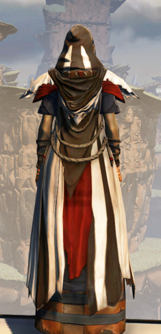 Battlemaster Force-Master Armor Set player-view from Star Wars: The Old Republic.