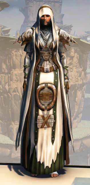 Battlemaster Stalker Armor Set Outfit from Star Wars: The Old Republic.