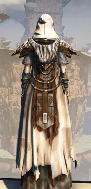 Battlemaster Stalker Armor Set player-view from Star Wars: The Old Republic.