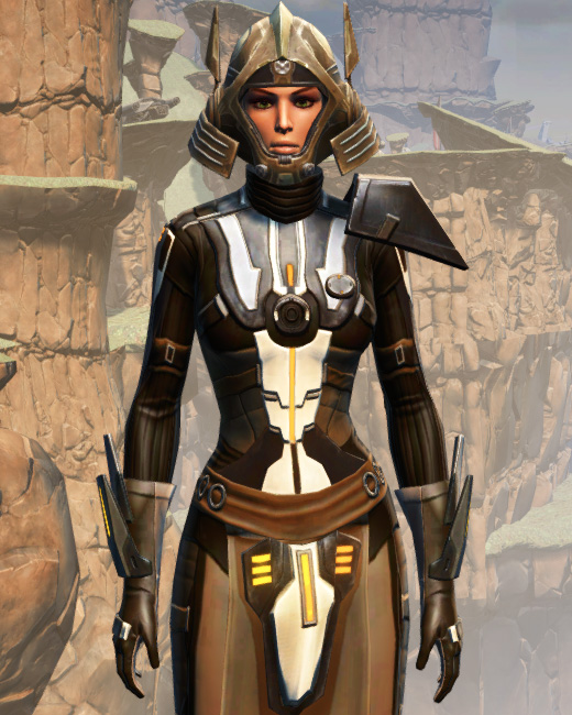 Battlemaster Vindicator Armor Set Preview from Star Wars: The Old Republic.