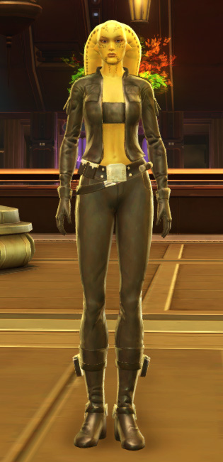 Casual Vandal Armor Set Outfit from Star Wars: The Old Republic.