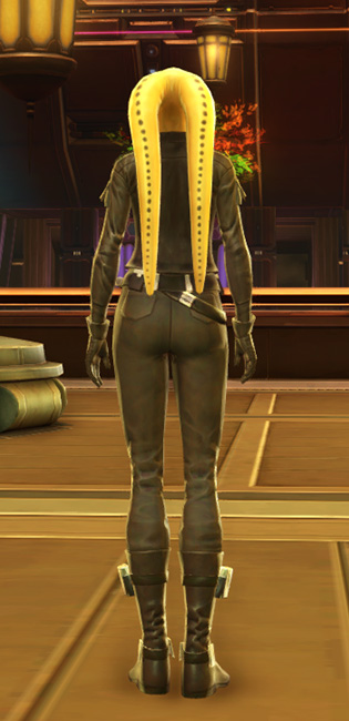 Casual Vandal Armor Set player-view from Star Wars: The Old Republic.