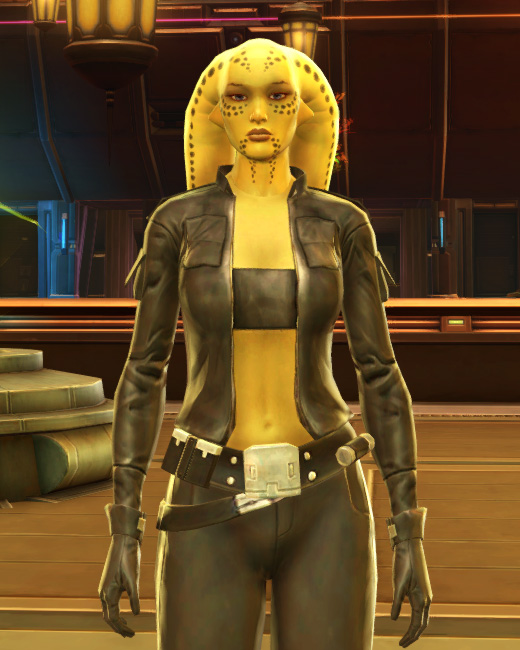 Casual Vandal Armor Set Preview from Star Wars: The Old Republic.
