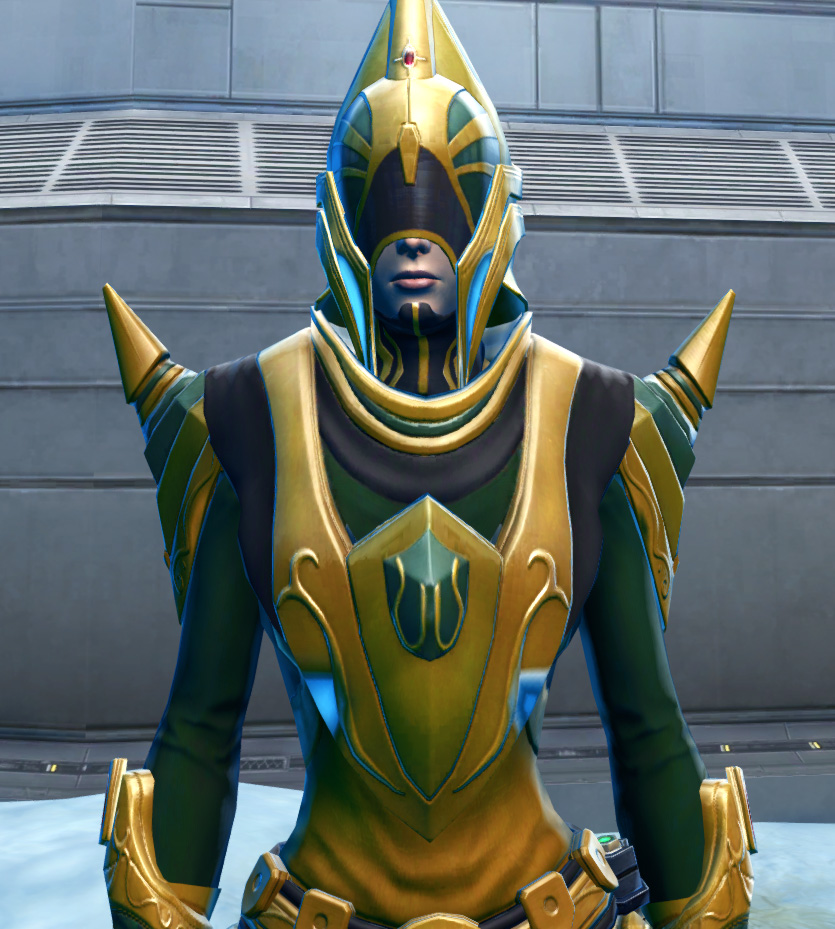 Ceremonial Guard Armor Set from Star Wars: The Old Republic.