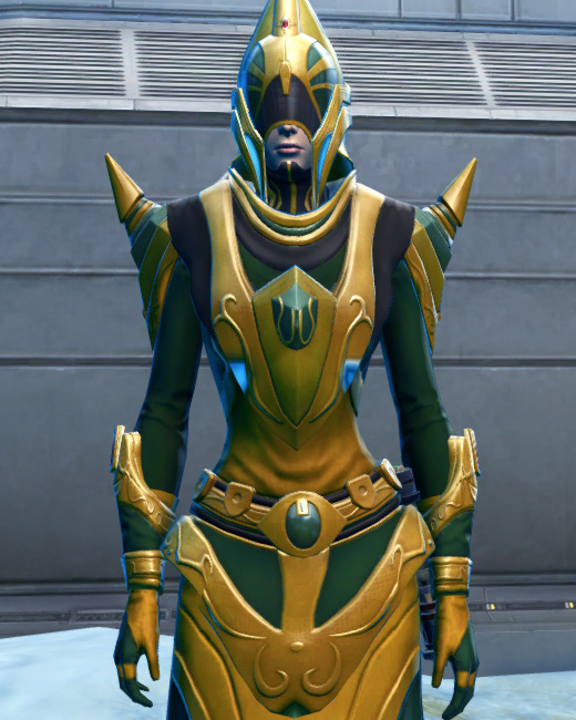 Ceremonial Guard Armor Set Preview from Star Wars: The Old Republic.