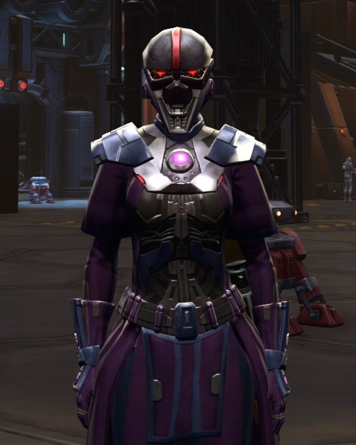 Citadel Bulwark Armor Set Preview from Star Wars: The Old Republic.