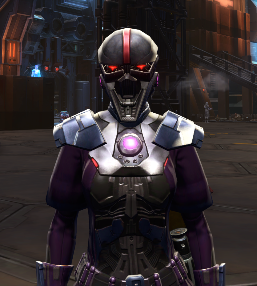 Citadel Bulwark Armor Set from Star Wars: The Old Republic.