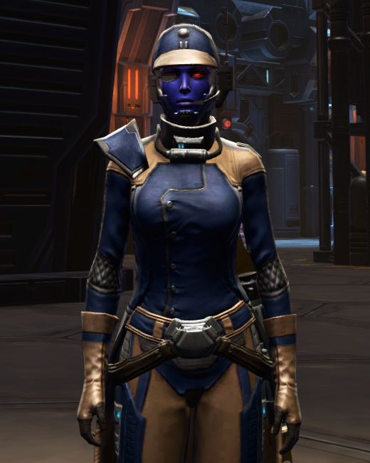 Citadel Mender Armor Set Preview from Star Wars: The Old Republic.