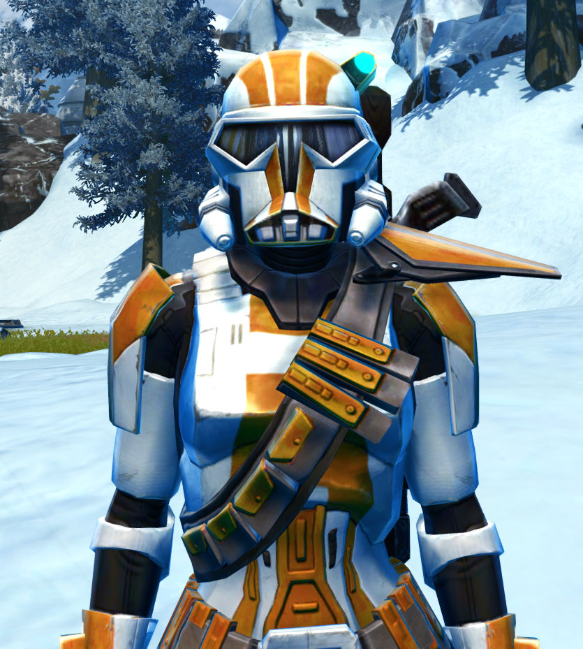 TD-17A Colossus Armor Set from Star Wars: The Old Republic.