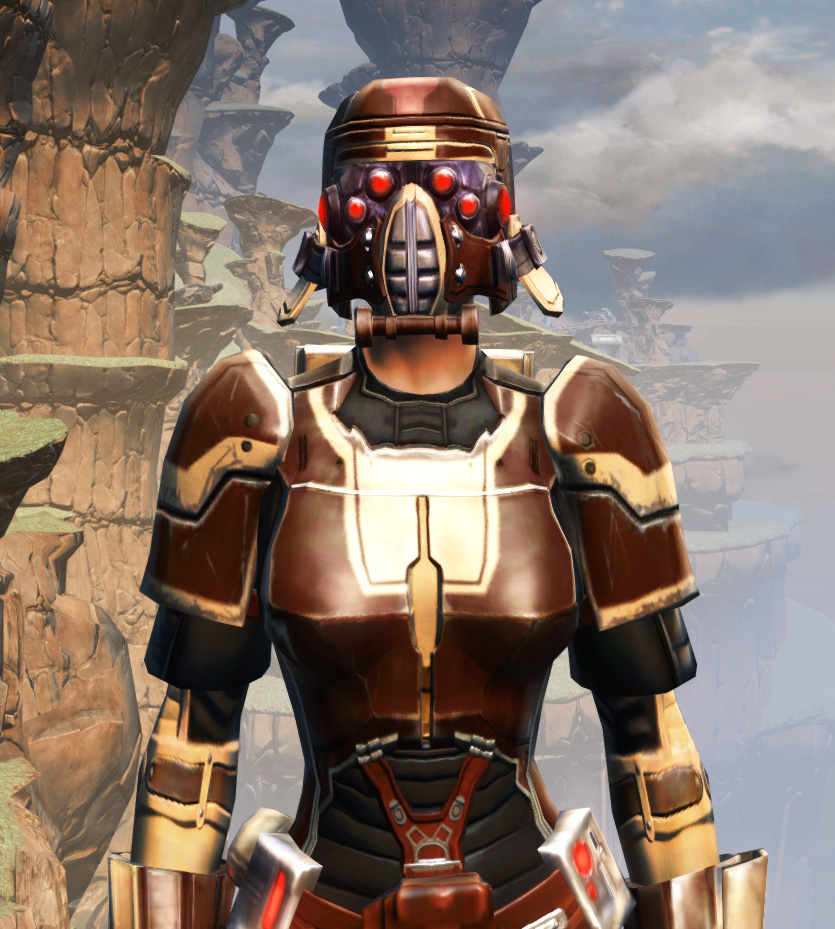 Contract Hunter Armor Set from Star Wars: The Old Republic.