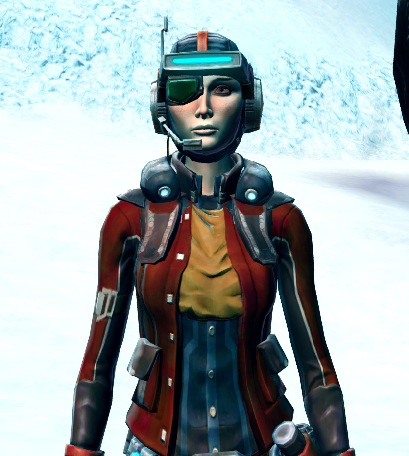 Cunning Vigilante Armor Set from Star Wars: The Old Republic.