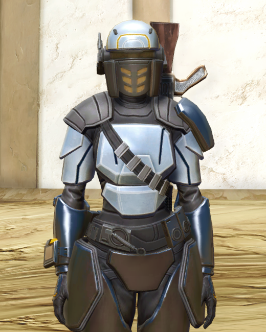 Cyber Agent Armor Set Preview from Star Wars: The Old Republic.