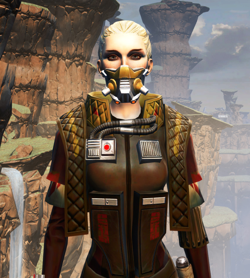 Death Claw Armor Set from Star Wars: The Old Republic.
