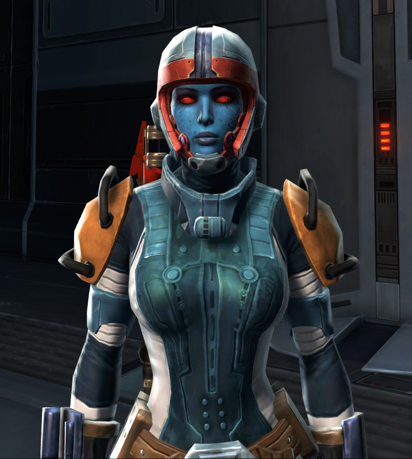Defiant Asylum MK-26 (Armormech) (Imperial) Armor Set from Star Wars: The Old Republic.