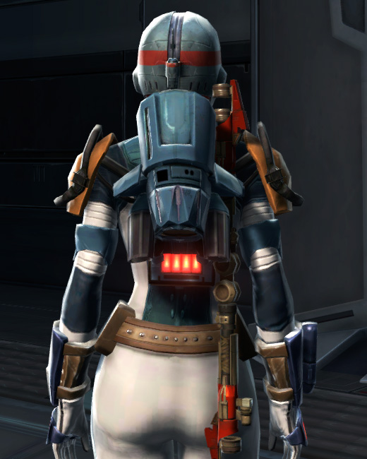 Defiant Asylum MK-26 (Armormech) (Imperial) Armor Set Back from Star Wars: The Old Republic.