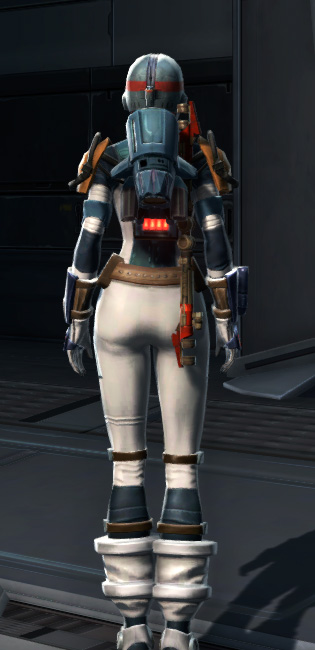 Defiant Asylum MK-26 (Armormech) (Imperial) Armor Set player-view from Star Wars: The Old Republic.