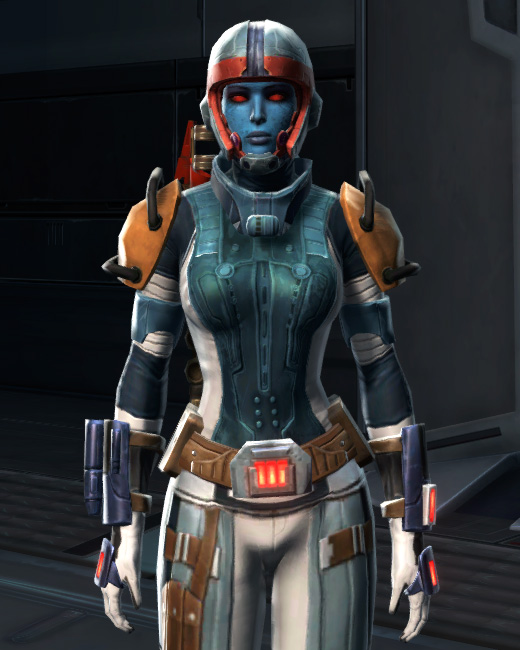 Defiant Asylum MK-26 (Armormech) (Imperial) Armor Set Preview from Star Wars: The Old Republic.