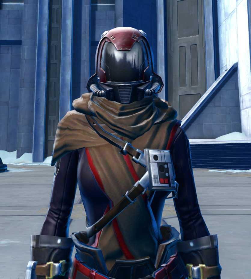 Defiant Onslaught MK-16 (Synthweaving) Armor Set from Star Wars: The Old Republic.
