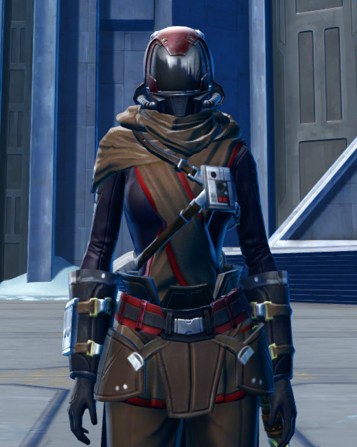 Defiant Onslaught MK-16 (Synthweaving) Armor Set Preview from Star Wars: The Old Republic.