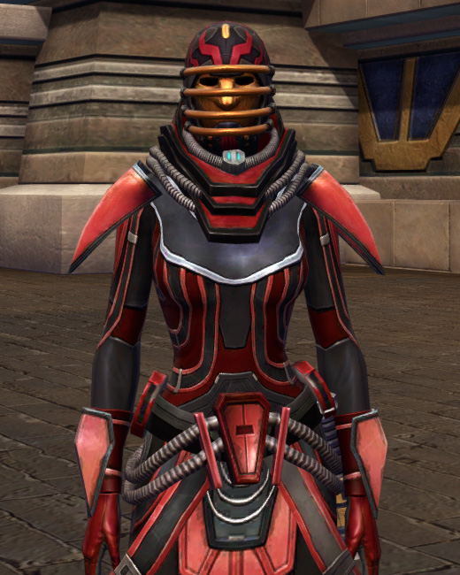 Dire Retaliation Armor Set Preview from Star Wars: The Old Republic.