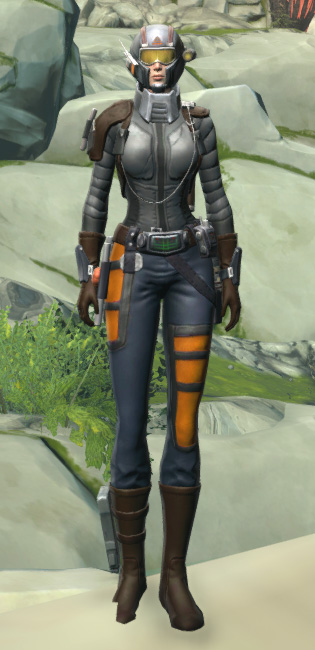Duststorm Survivor