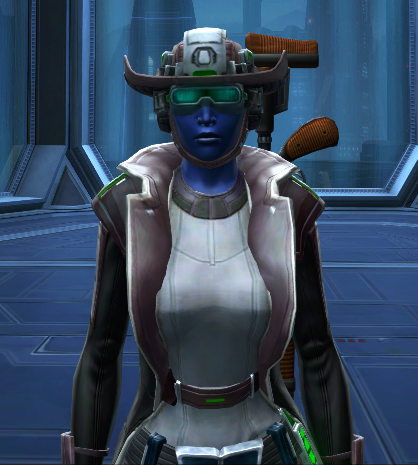 Dynamic Vandal Armor Set from Star Wars: The Old Republic.
