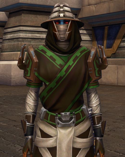 Efficient Termination Armor Set Preview from Star Wars: The Old Republic.