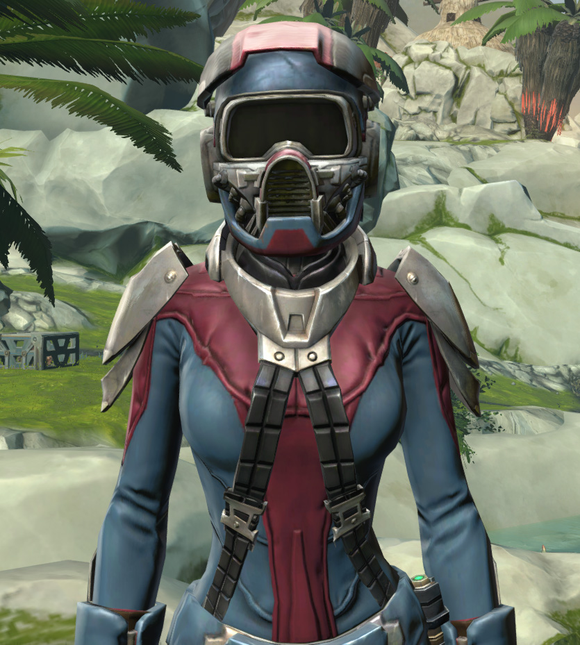Elite Regulator Armor Set from Star Wars: The Old Republic.