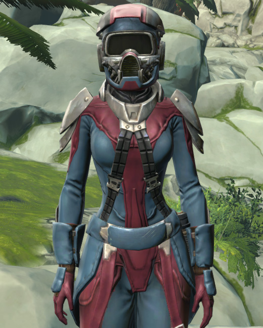 Elite Regulator Armor Set Preview from Star Wars: The Old Republic.