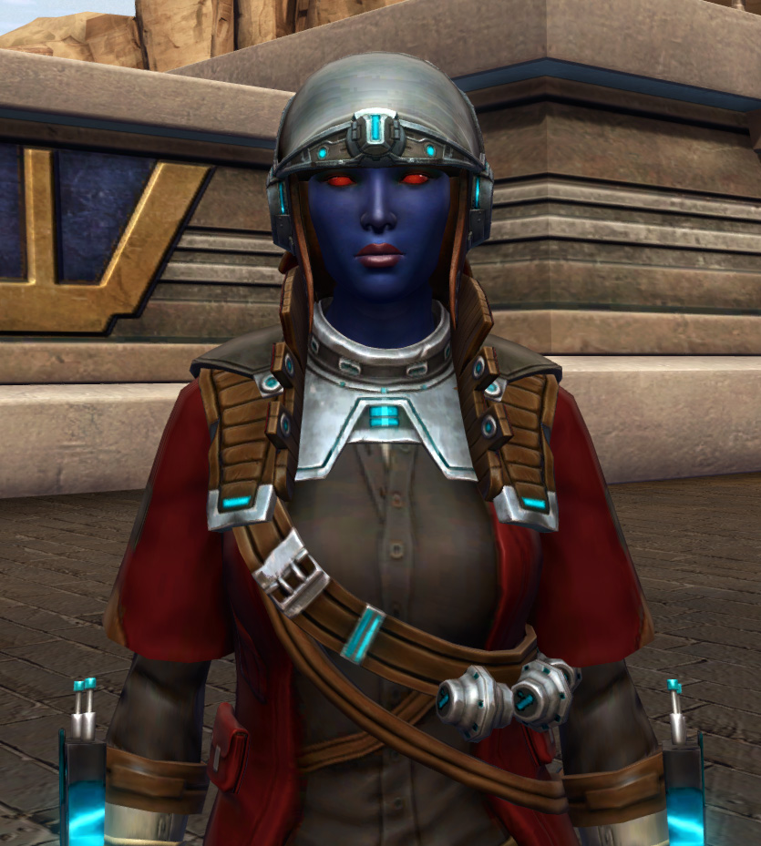 Escape Artists Armor Set from Star Wars: The Old Republic.