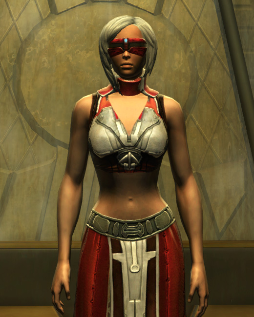 Eternal Battler Force-Lord Armor Set Preview from Star Wars: The Old Republic.