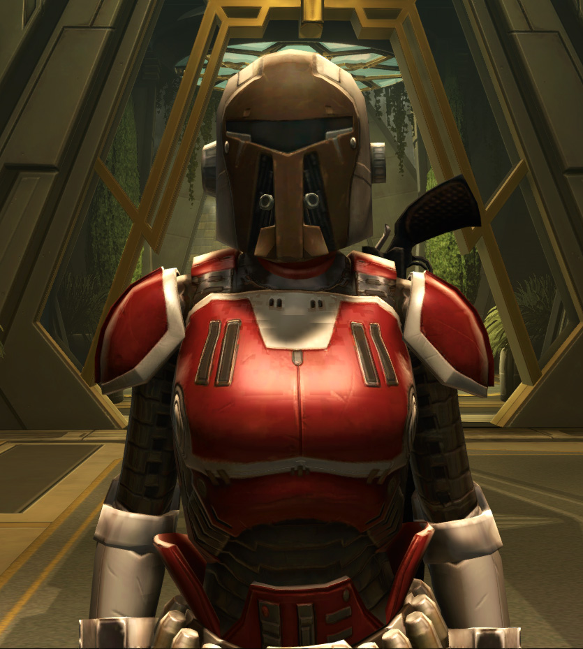 Eternal Conqueror Med-Tech Armor Set from Star Wars: The Old Republic.