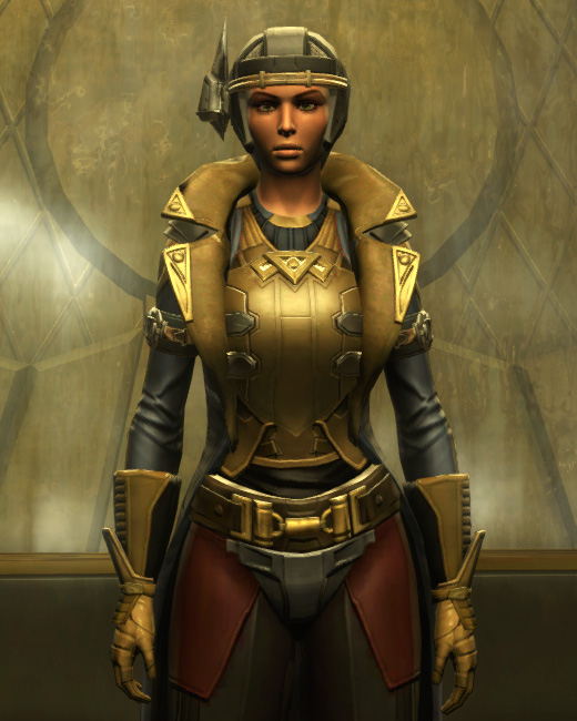Berserker Armor Set Preview from Star Wars: The Old Republic.