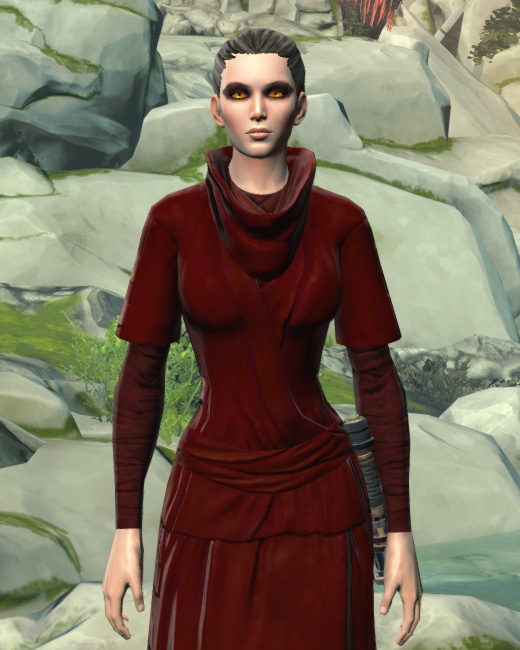 Festive Life Day Robes Armor Set Preview from Star Wars: The Old Republic.