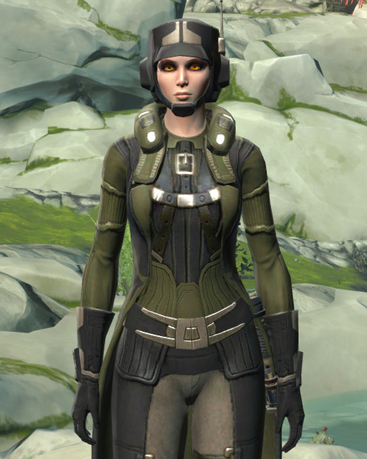 Forest Scout Armor Set Preview from Star Wars: The Old Republic.