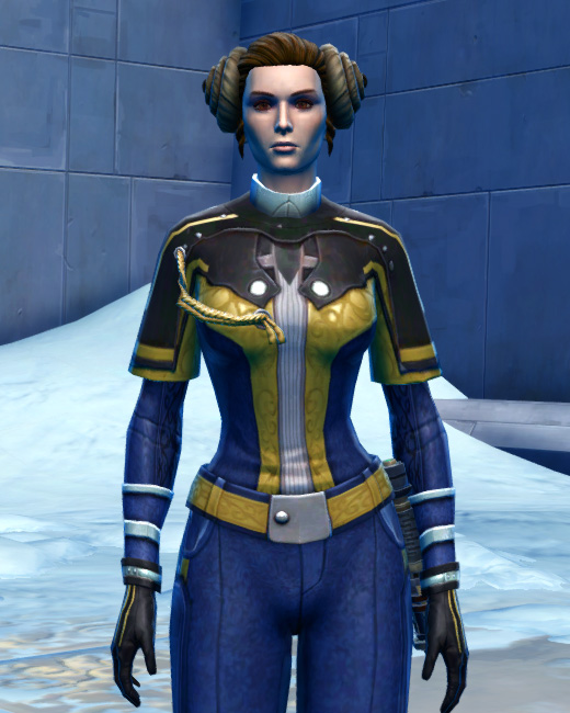 Formal Tuxedo Armor Set Preview from Star Wars: The Old Republic.