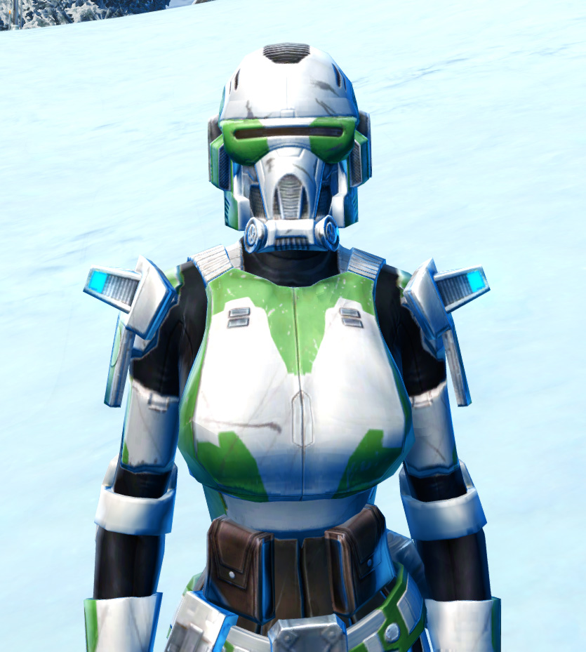 Forward Recon Armor Set from Star Wars: The Old Republic.