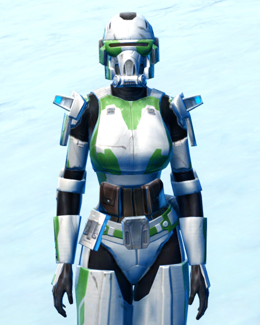 Forward Recon Armor Set Preview from Star Wars: The Old Republic.