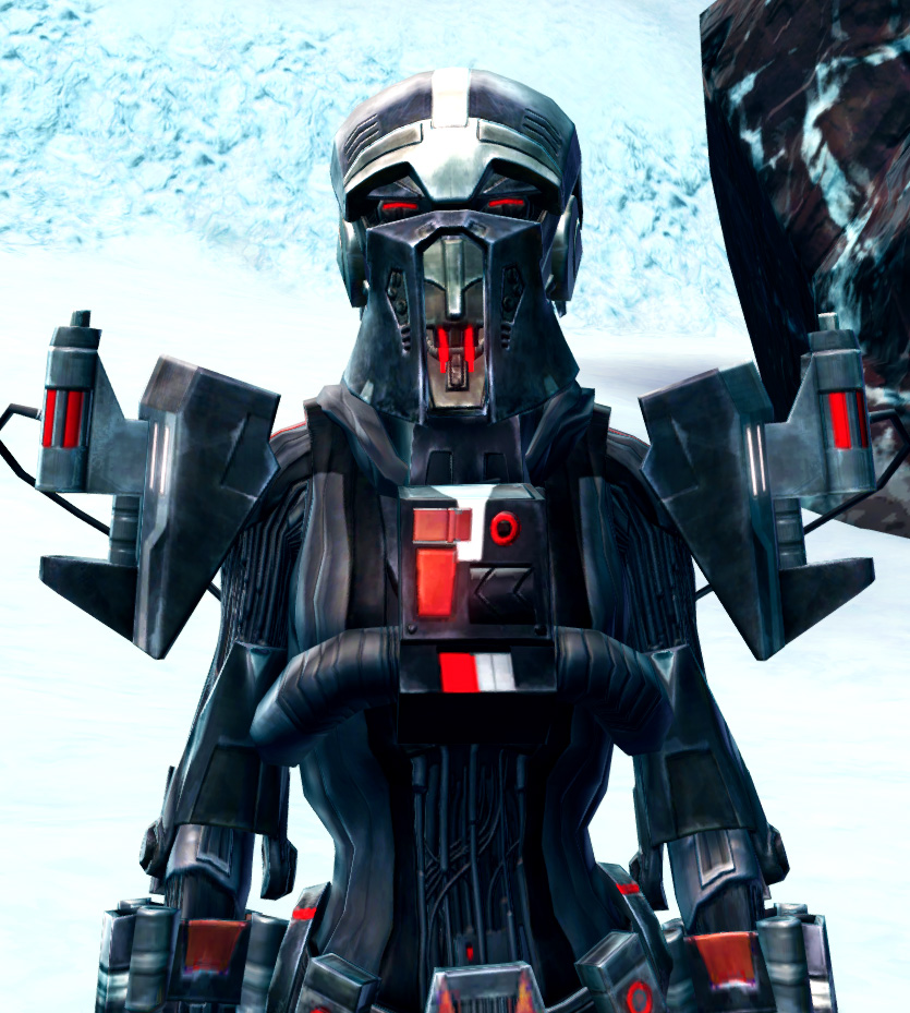 Frenzied Instigator Armor Set from Star Wars: The Old Republic.