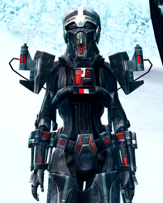 Frenzied Instigator Armor Set Preview from Star Wars: The Old Republic.